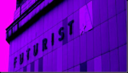 Purple futurist